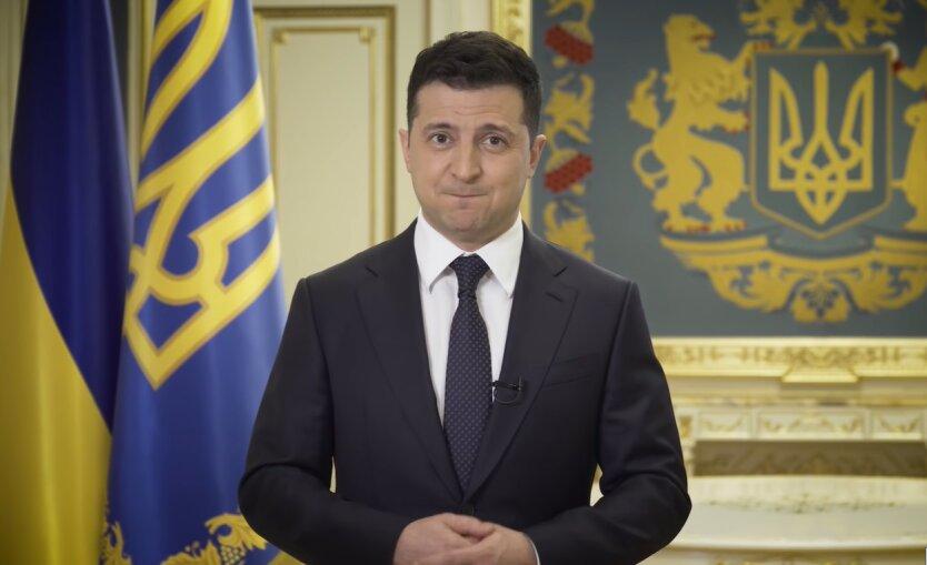 Владимир Зеленский, школьники, стипендии