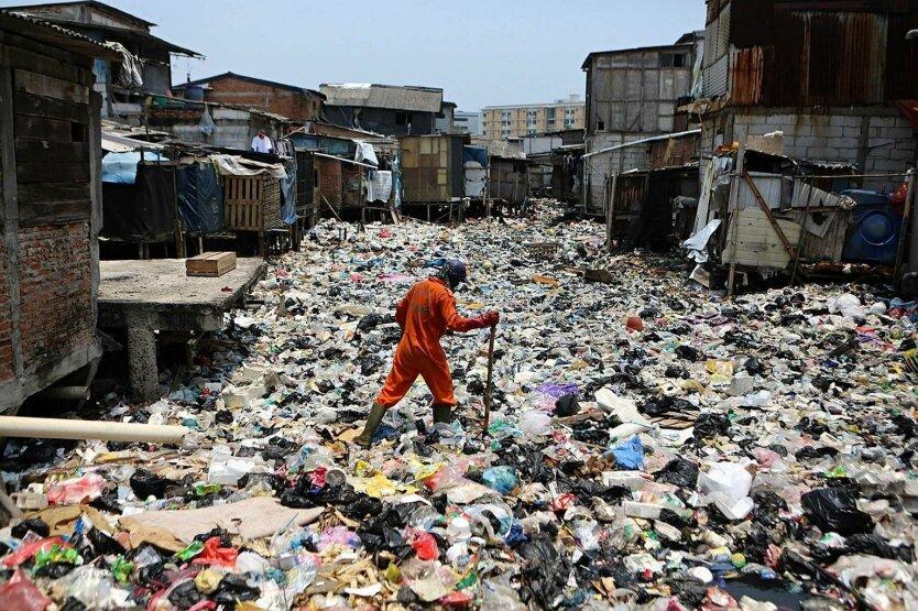 В Украине могут изменить цены на вывоз мусора