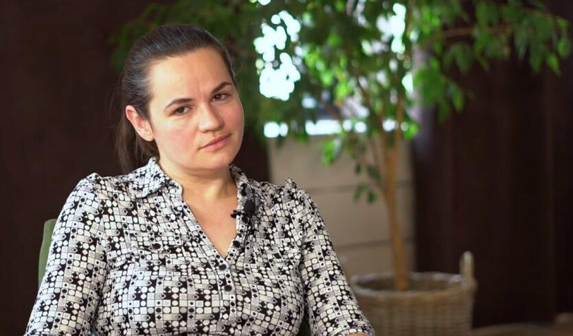 Светлана Тихановская, протесты в Беларуси, Украина