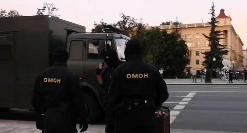 Никита Кривцов,ОМОН Беларуси,Протесты в Беларуси,жертвы протестов в Беларуси