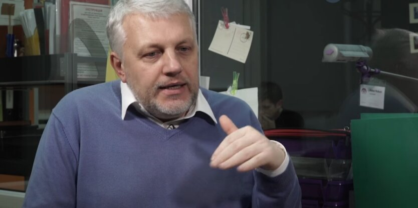 Павел Шеремет, Георгий Гонгадзе, США