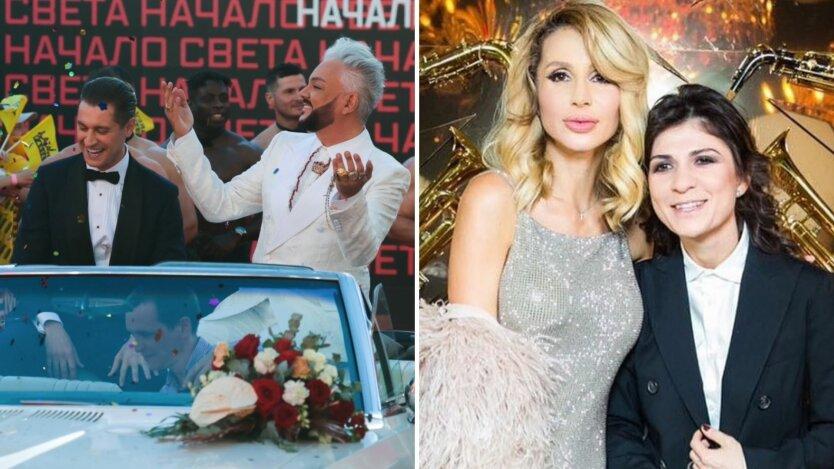 Скандал между Киркоровым и продюсером Лободы Крапивиной
