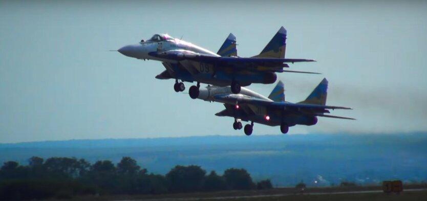 МиГ-29 ВСУ,ЧП в ВСУ,аварийная посадка МиГ-29 ВСУ,Мелитополь,пилот ВСУ