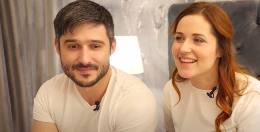 Андрей Фединчик и Наталья Денисенко