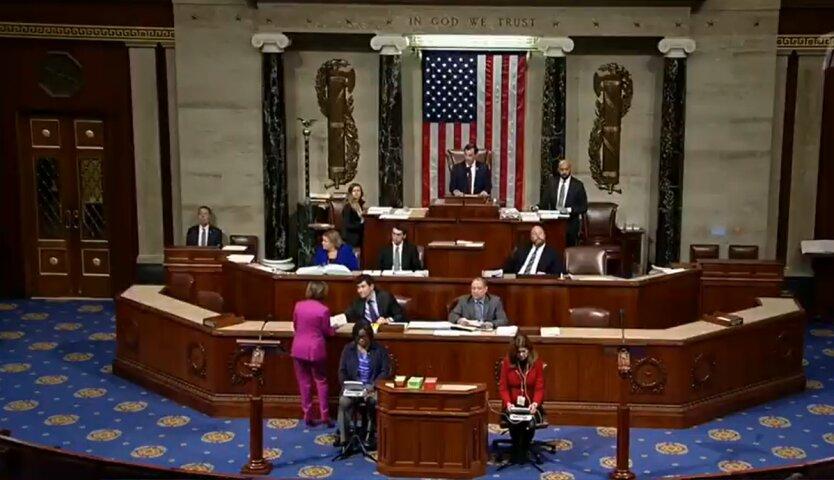 """Конгресс США, санкции, """"Северный поток-2"""""""