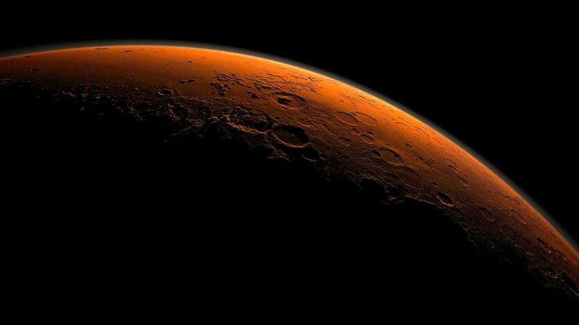 Марс—
