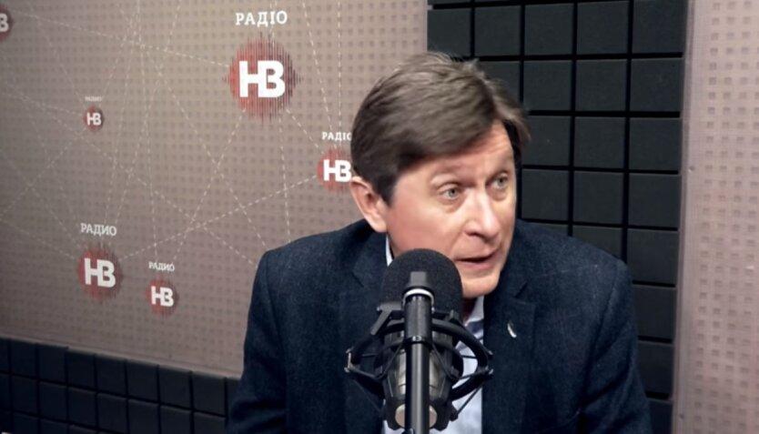 Глава Центра прикладных политических исследований «Пента» Владимир Фесенко