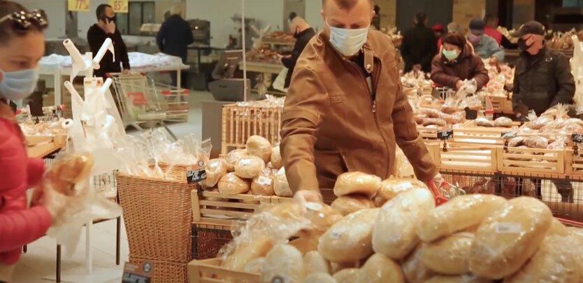 Украинцам показали новые цены на хлеб в июле