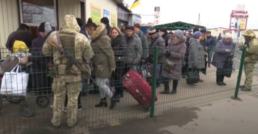 Кабмин, переселенцы, Донбасс
