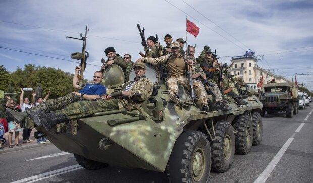 ДНР ЛНР боевики