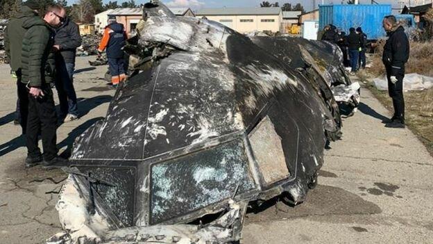 МИД Ирана рассказал о судьбе виновного в крушении Боинга МАУ