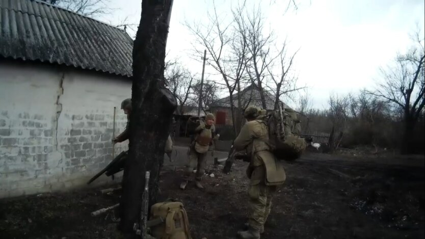 Война на Донбассе, обстрелы на Донбассе, ООС