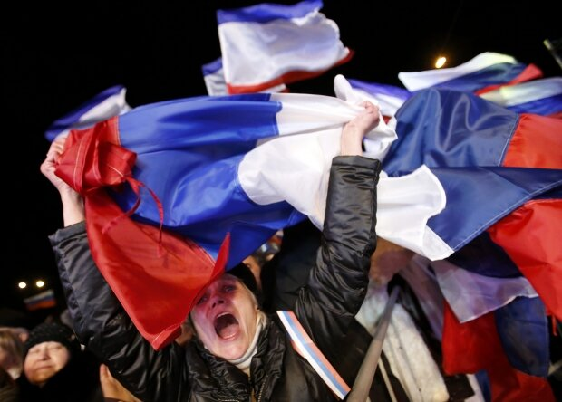 аннексия Крыма Россия