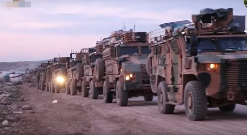 война в Сирии_Турция