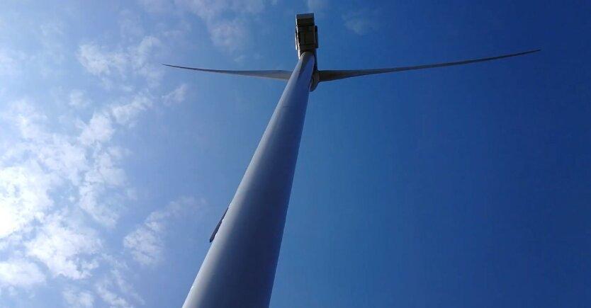 Ветрогенератор, Ветряная электростанция, Веерные отключения энергии, Юрий Витренко