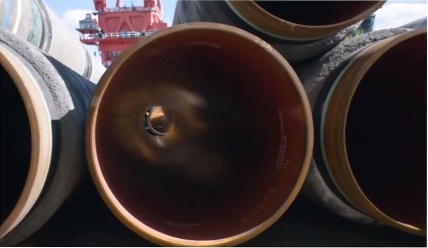 Северный поток-2, Транзит газа через Украину, Газпром, Нафтогаз