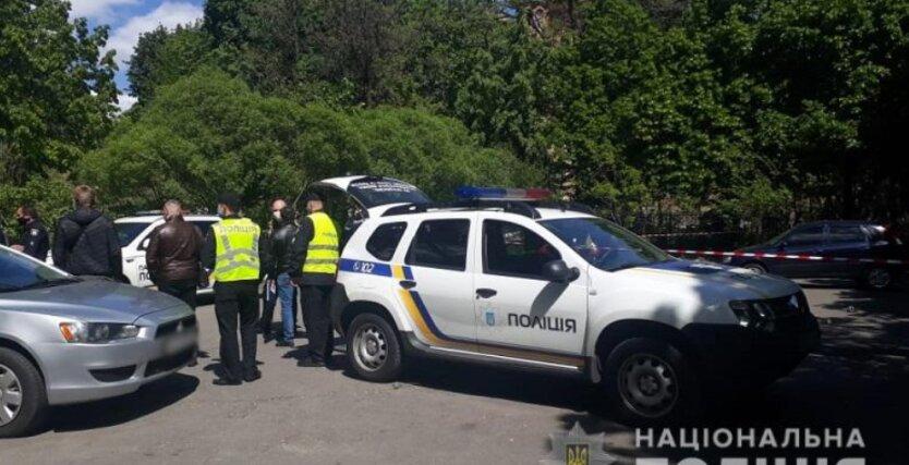 В Киеве произошла стрельба, один человек ранен