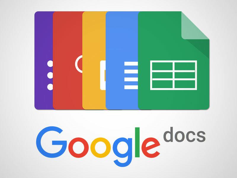 Гугл докс google docs