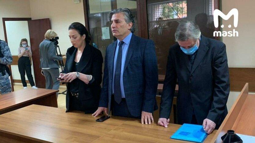 Ефремова приговорили к тюремному сроку