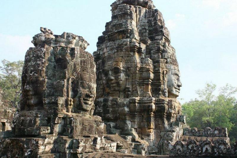 Ангкор. Камбоджа