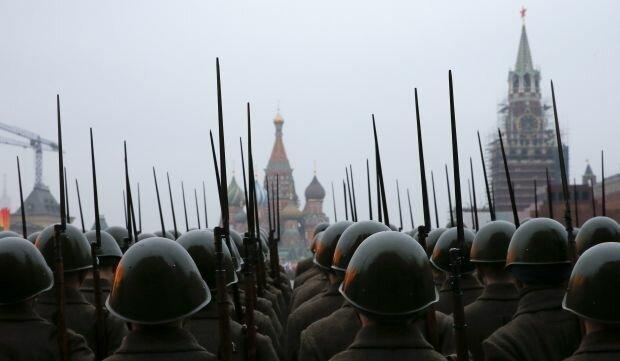 российская армия Кремль