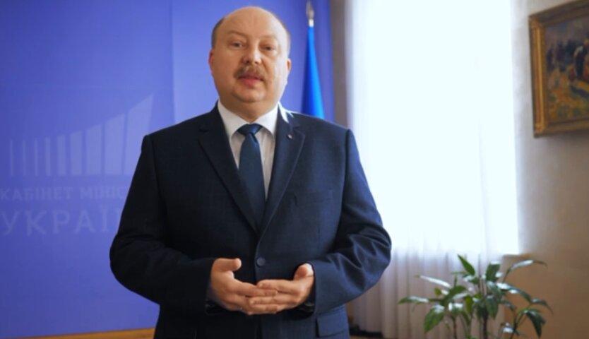Олег Немчинов, коронавирус в Украине, режим ЧП