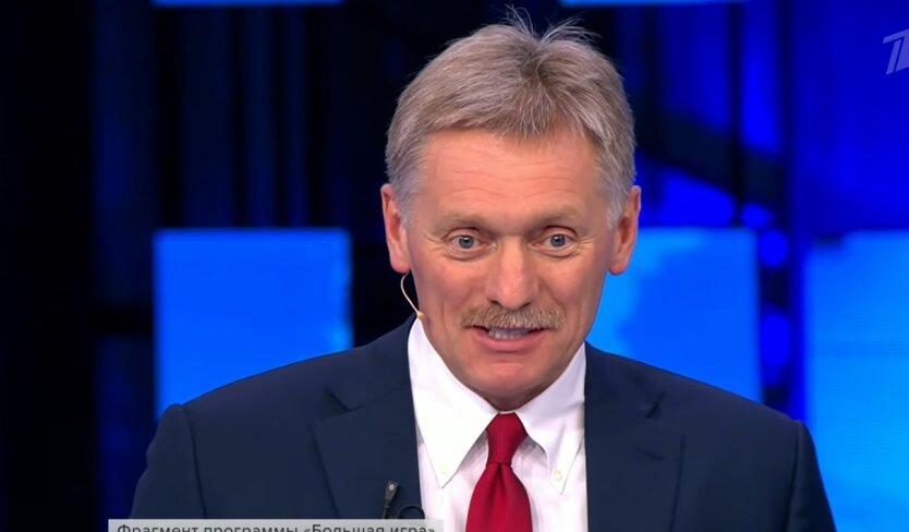 Дмитрий Песков, Владимир Зеленский, запросы на переговоры