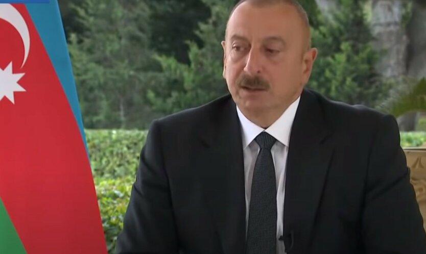Алиев пояснил роль Турции в Нагорно-Карабахском конфликте