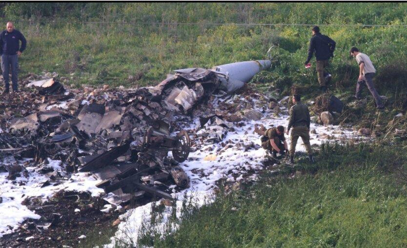 siriya-sbila-f-16-izrailya