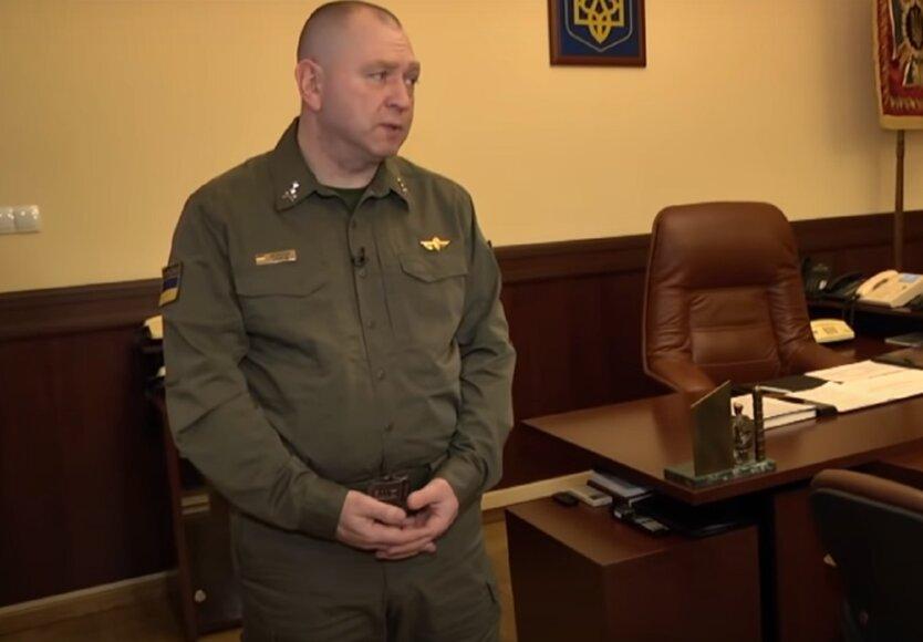 Глава Государственной пограничной службы Сергей Дейнеко
