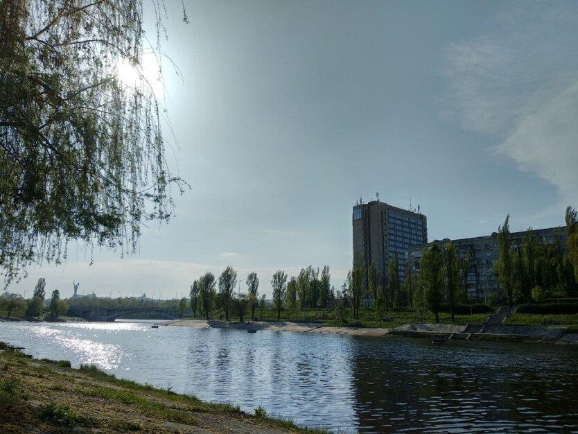 """Погода в Украине летом, фото - """"Хвыля"""""""