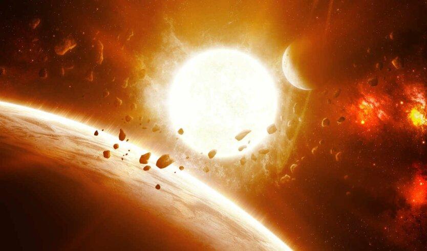 Солнце_астероиды