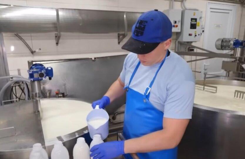 Молоко, молочка, подорожание