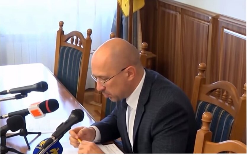 Денис Шмыгаль, Минимальная зарплата в Украине, Занятость в Украине