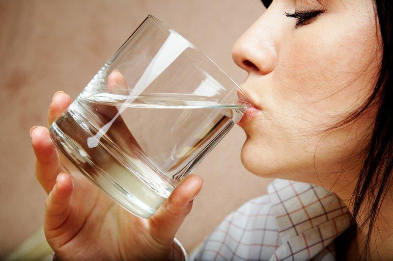 вода, пить воду