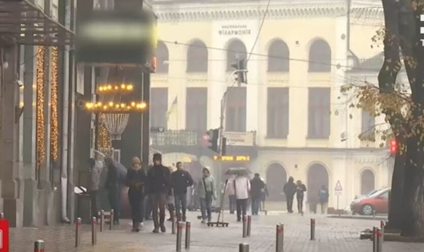 Карантин в Киеве