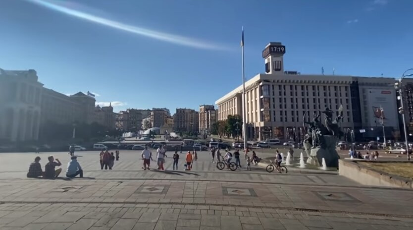Погода, Украина, прогноз