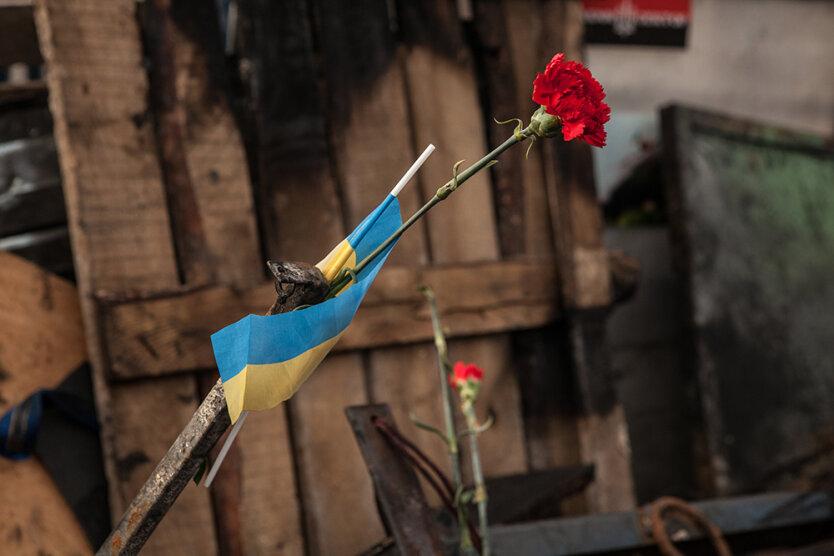 Майдан 24 февраля 2014 года