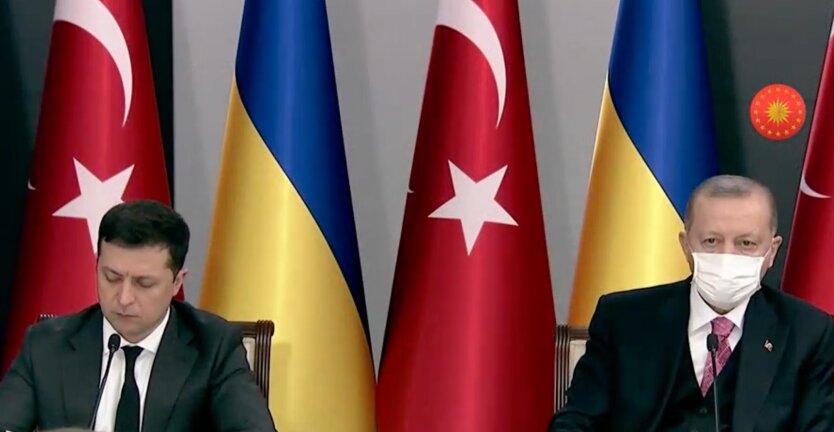Эрдоган подвел итоги встречи с Зеленским