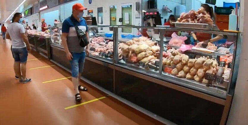 Цены на мясо в Украине продолжают расти