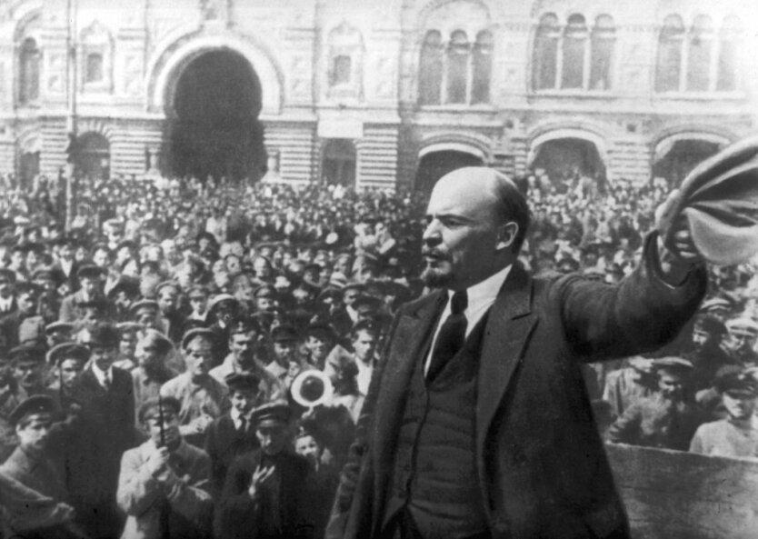 Ленин не причастен к расстрелу царской семьи
