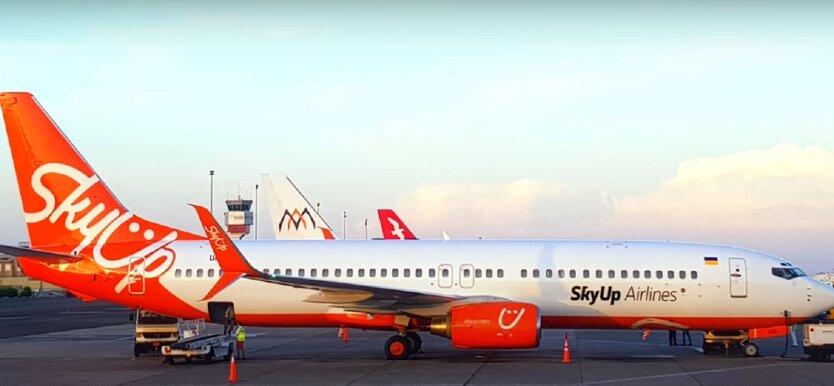 SkyUp отказалась летать по 33 маршрутам