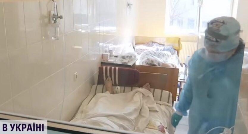 Число летальных исходов от коронавируса в Украине