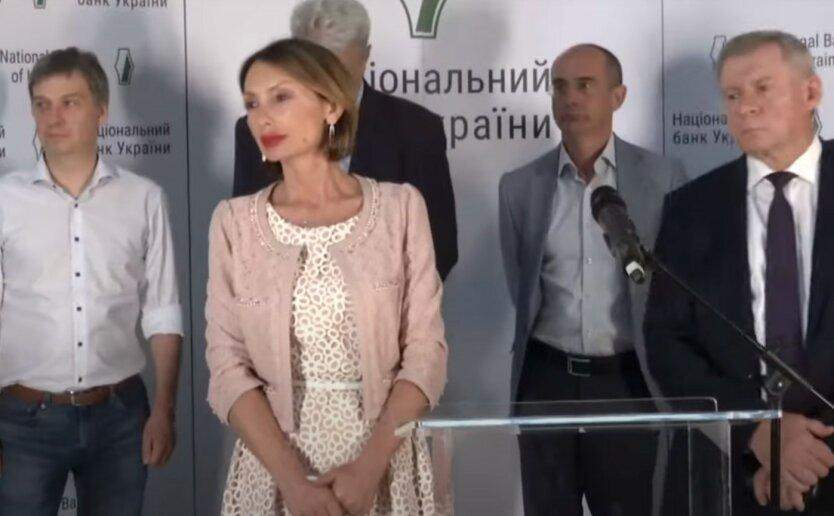Команда Нацбанка пожаловалась на политическое давление и шантаж