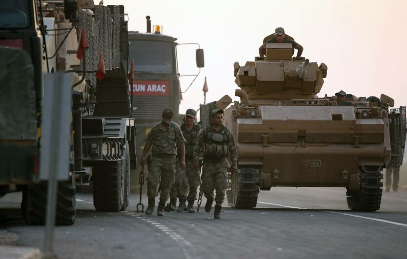 Turkish military operation in Northern Syria
