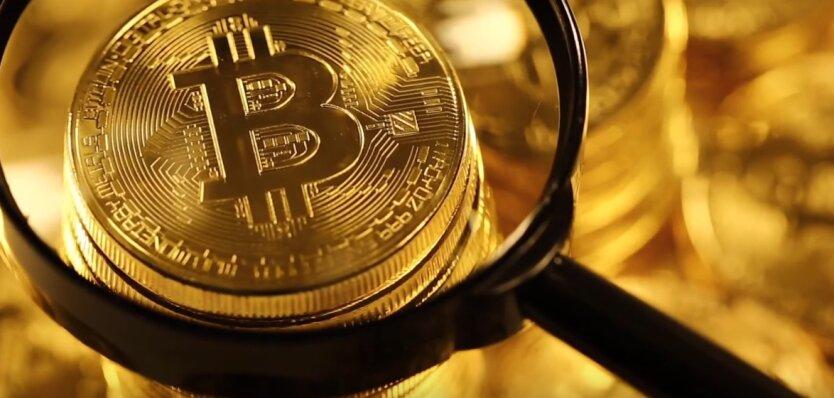 биткоин, падение, колебания, биржи