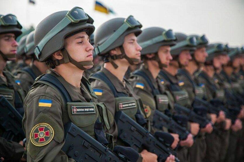 осенний призыв в Украине 2019