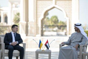 Визит Владимира Зеленского в ОАЭ: что это было и зачем?