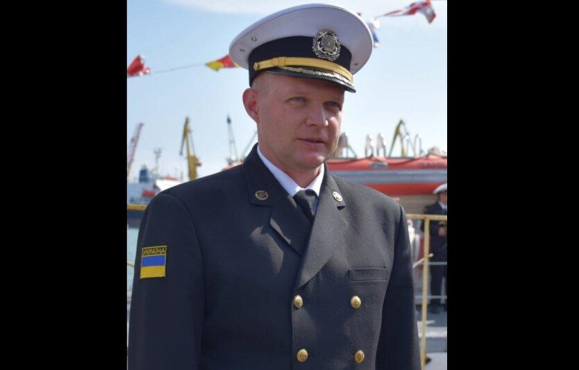 Офицер Алексей Чертков