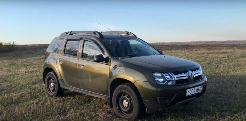 Toyota RAV4,Renault Duster,Kia Sportage,популярные в Украине автомобили,рейтинг автомобилей